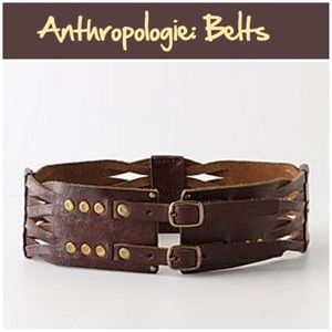 """Anthro """"Tizon Belt"""" by Lucky Penny"""